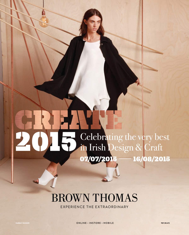 Create Brown Thomas with Eddie Shanahan